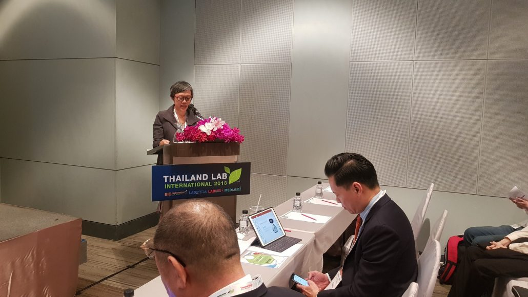 Conference - Thailand LAB INTERNATIONAL 2019