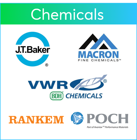 Legacy chemical brands – VWR Singapore