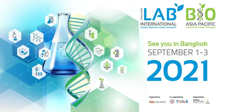 """Thailand LAB INTERNATIONAL & Bio Asia Pacific are proud to present a webinar series on the topic """"How to Adapt your Business during the COVID-19 Crisis for Laboratory Industry"""
